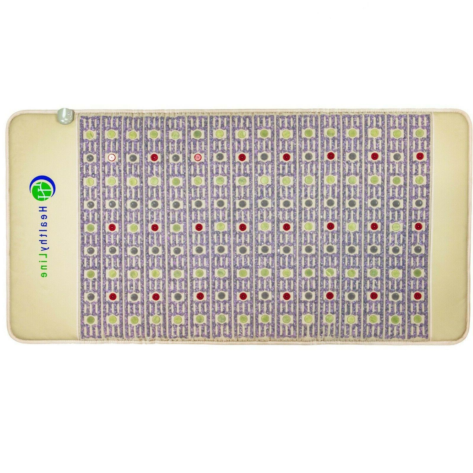 """HealthyLine Infrared Heating Pain Management PEMF Red Light 40"""""""