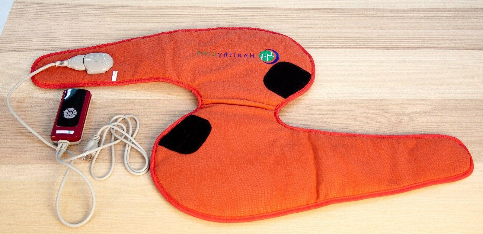 HealthyLine Tourmaline Hot Brace Pad Infrared