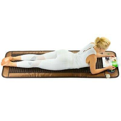 HealthyLine Tourmaline Ions InfraRed Mat Pad