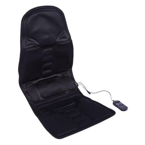 Heated Back Cushion Massager Neck Heater