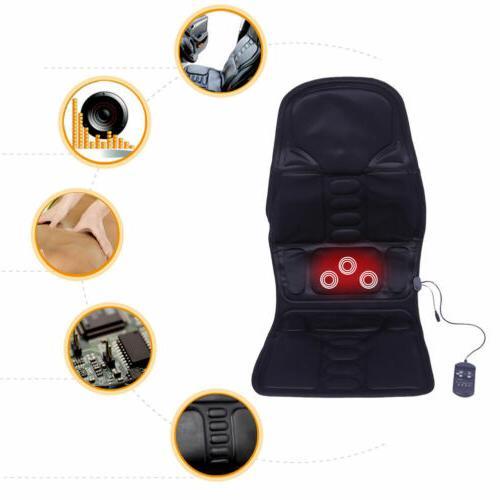 Heated Cushion Car Massager Neck Heater