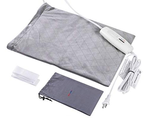 heating pad dry moist electric