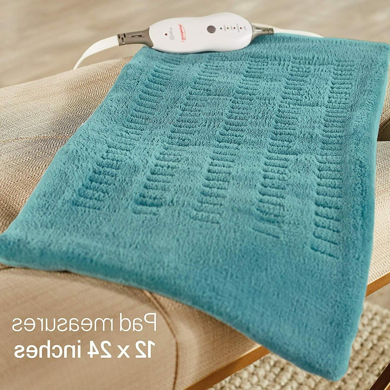 Sunbeam 938-511 Microplush Heating Pad - King Size