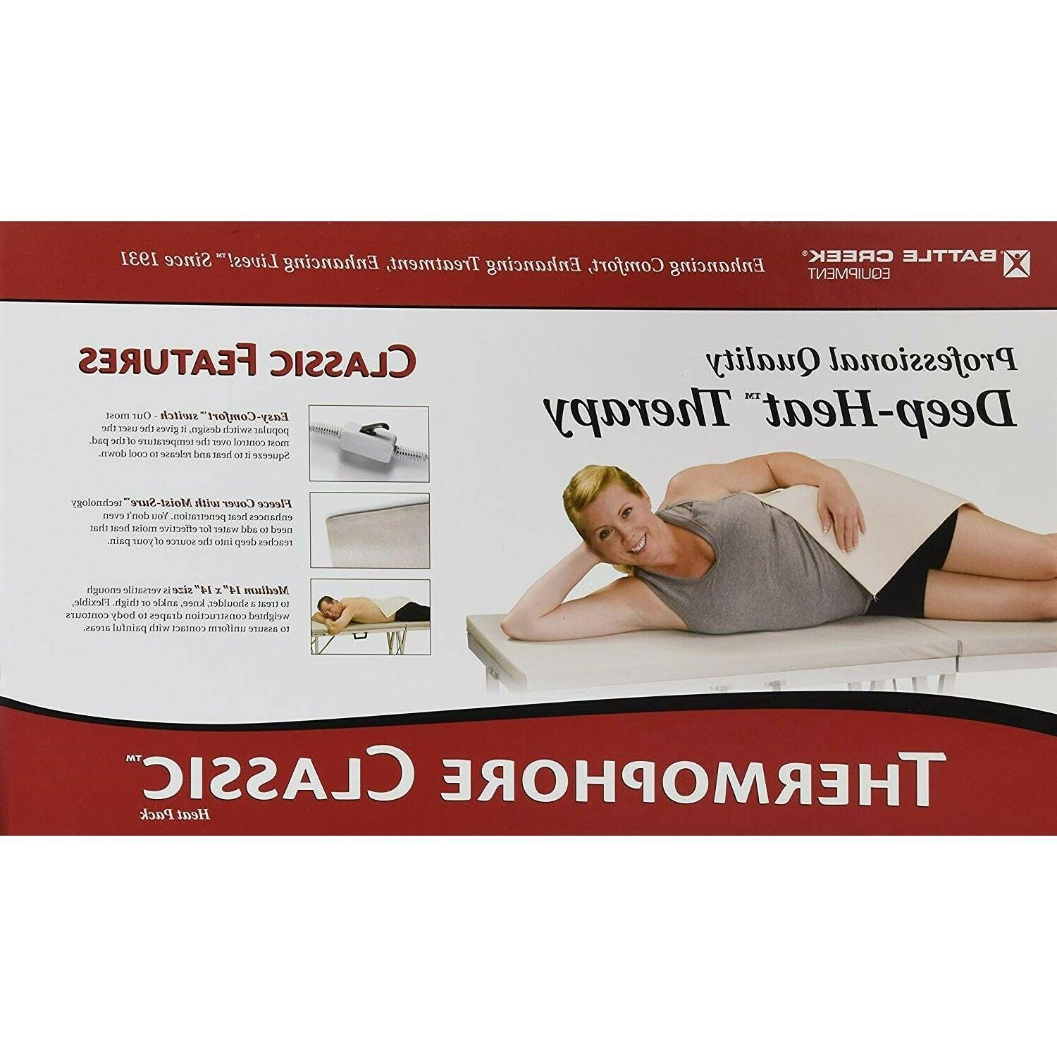 heating pad hot and cold therapy
