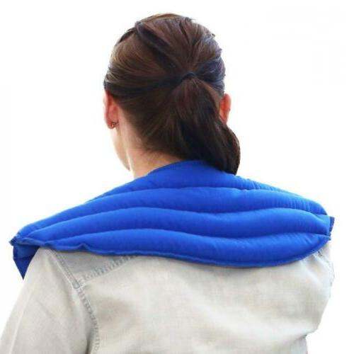 My Heating Pad - Neck and Shoulder Wrap for Anxiety, Tension