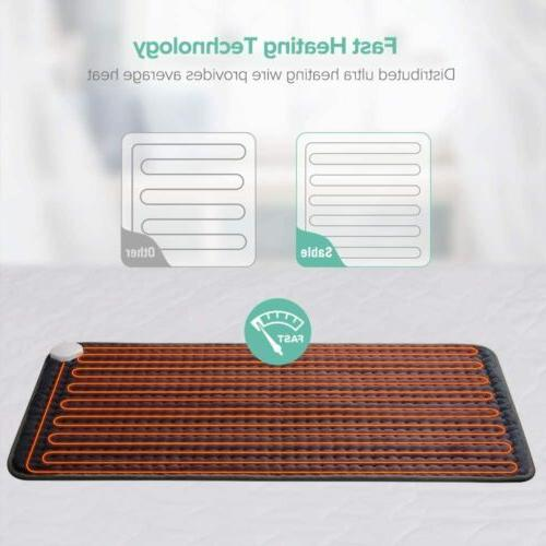 Sable Electric Pad Dry and Moist Heat Therapy