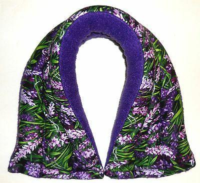 HERBAL HEAT PACK-NECK: Lavender-Farmer John's-Organic Herbal