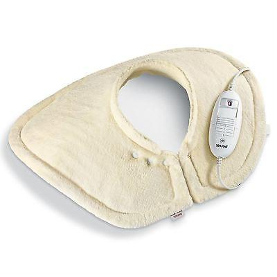 hk54 shoulders and neck heating pad easy