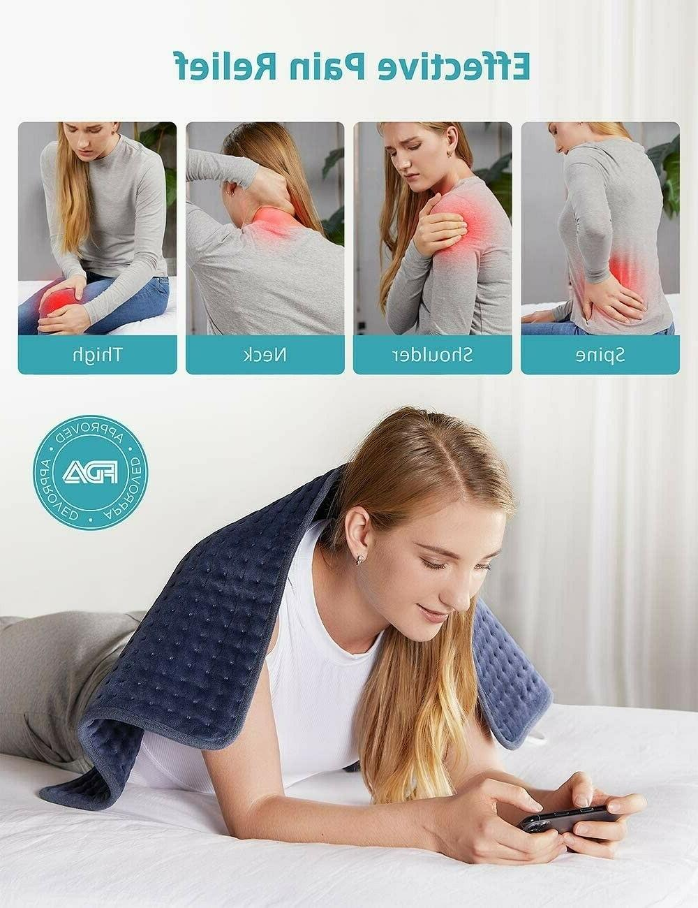 Homech Pad Back Pain and Cramps -