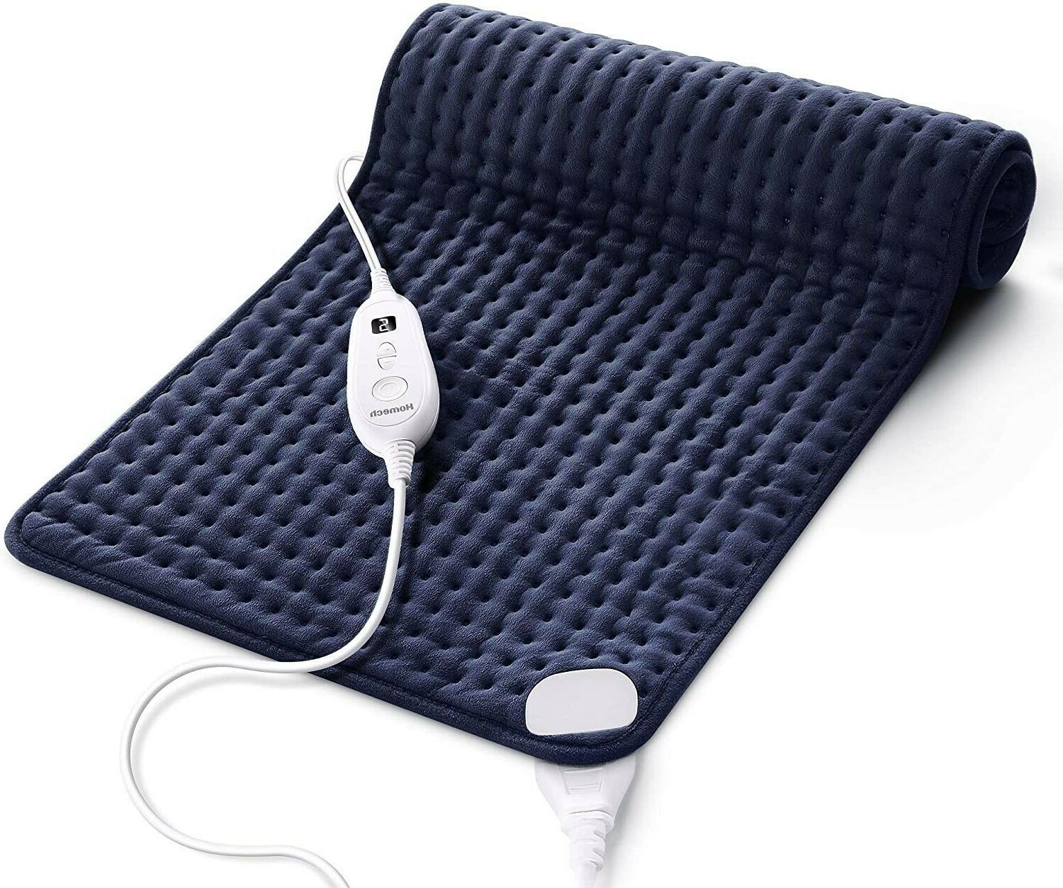 homech heating pad for back pain