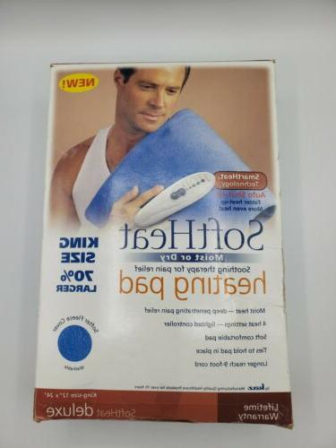 Soft Heat HP950-12-3P-S Softheat Deluxe Heating Pad