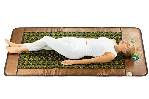 HL Infrared Heated Therapy Pad - 40in - Hot Negative Settings - FDA Manufacturer