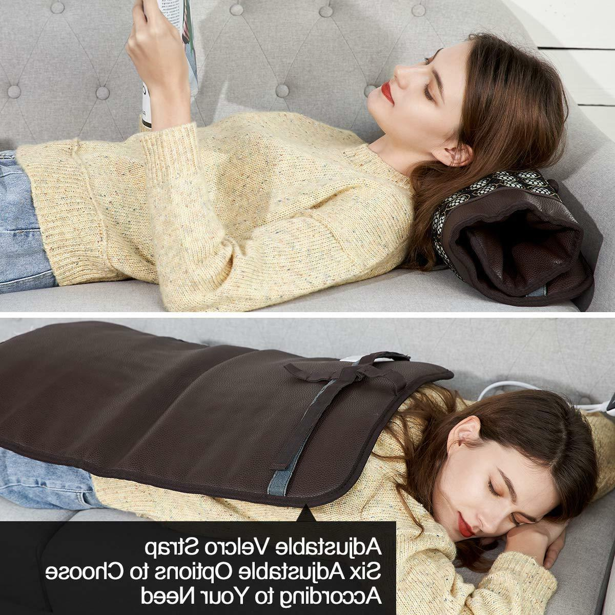 Infrared Heating Pad for Back Relief, Photon,