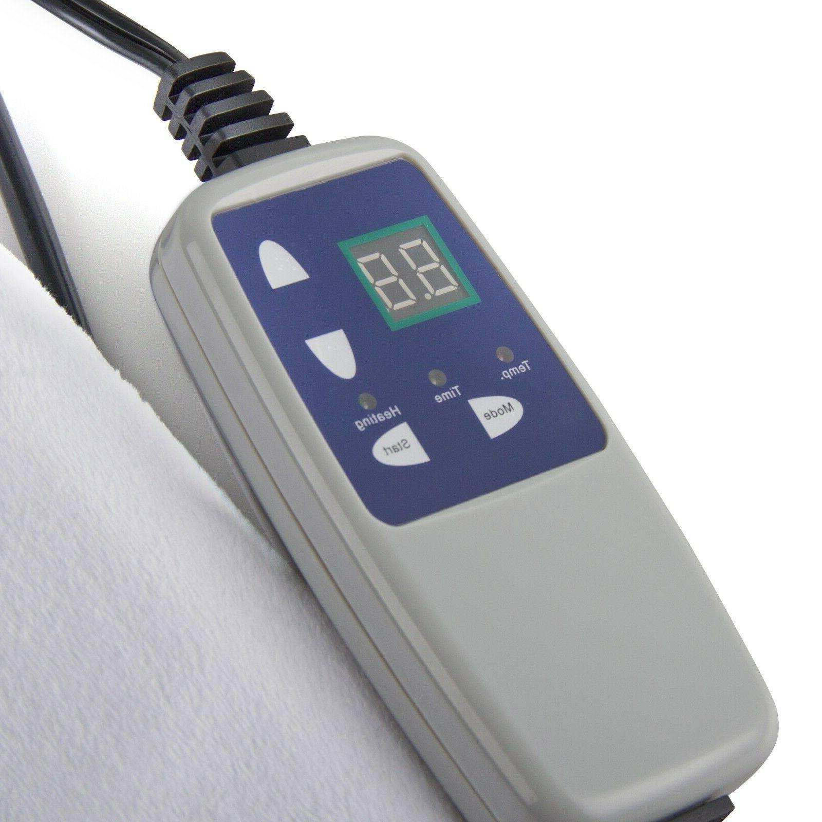 Heating Pad for Pain, Remote