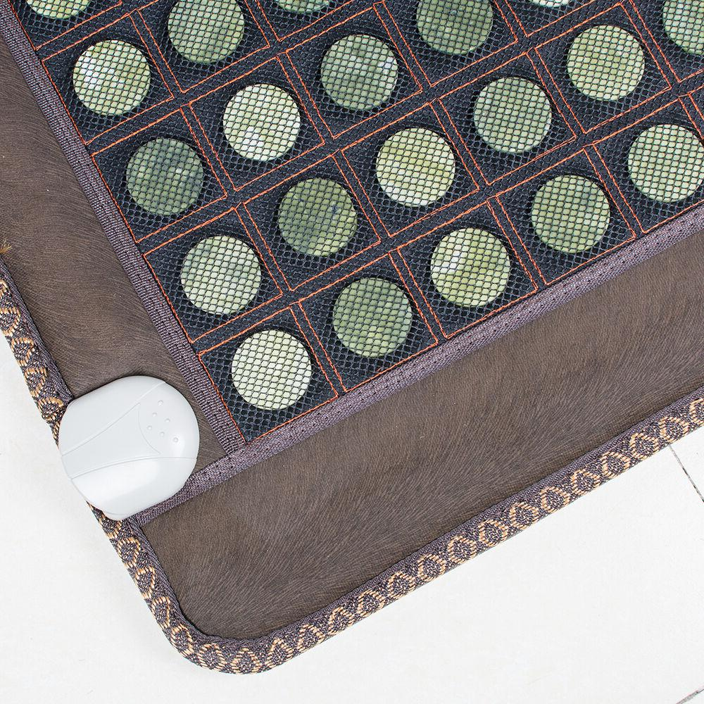 Infrared Pads Heat Therapy Healing Natural Yellow Jade