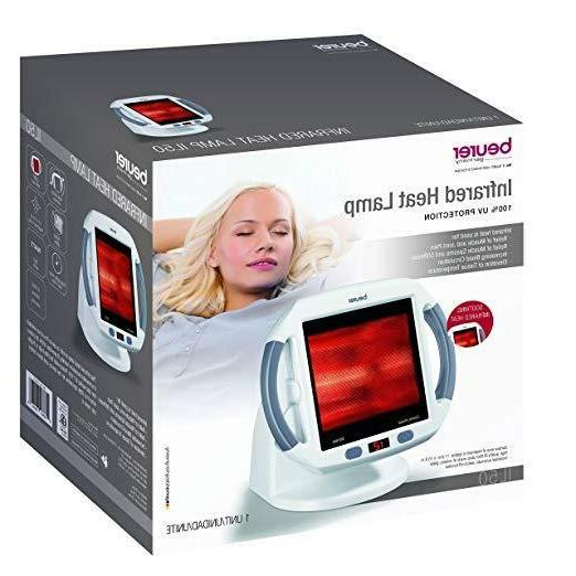 Beurer Infrared Lamp for Therapy, IL50