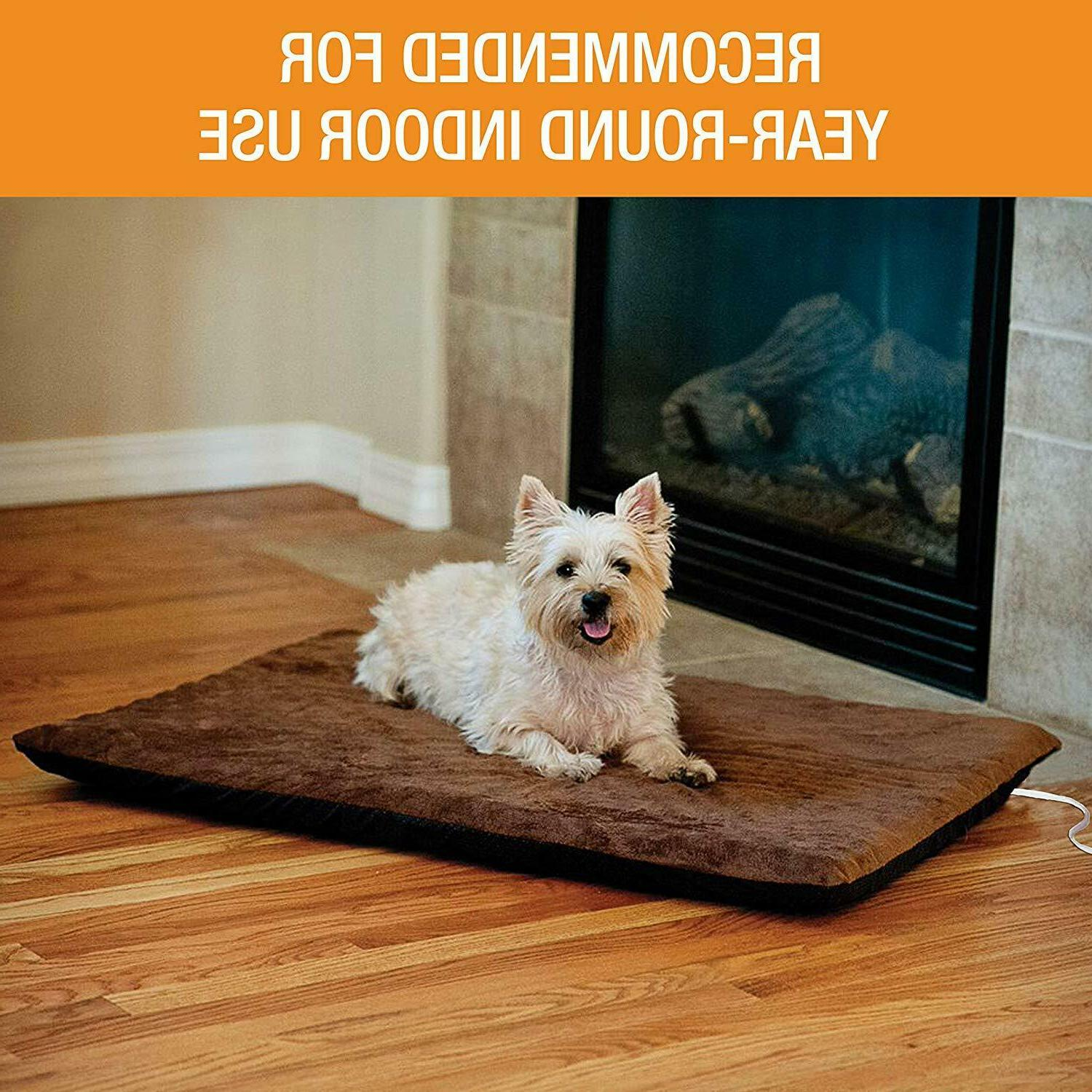 K&H Heated Warmer Indoor Bed Electric