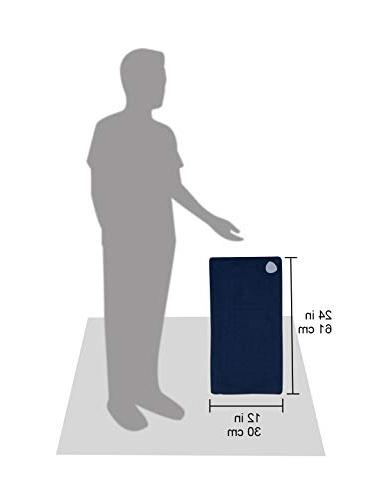 King Size Electric Pad with Shut Off, Settings, Relief Back, Knee, Shoulder, Convenient Storage -