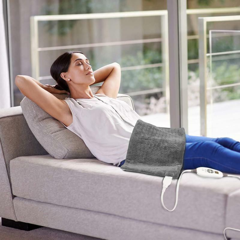 King Heating Pad Pure Pure Relief XL