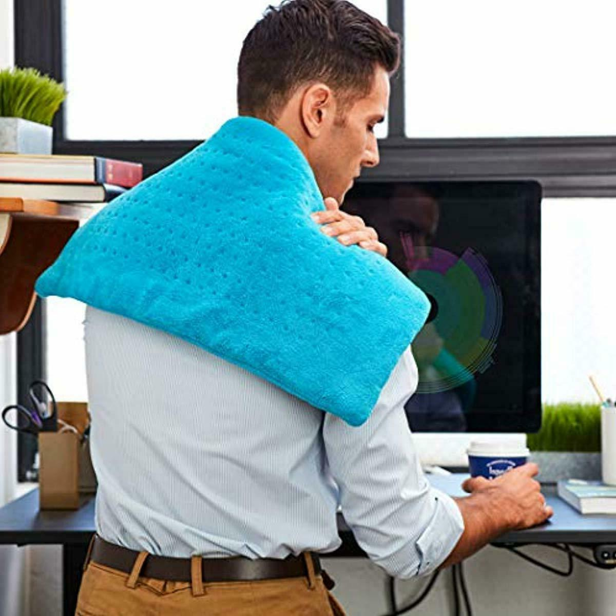 MIGHTY Large Heating Pad Pain -Extr