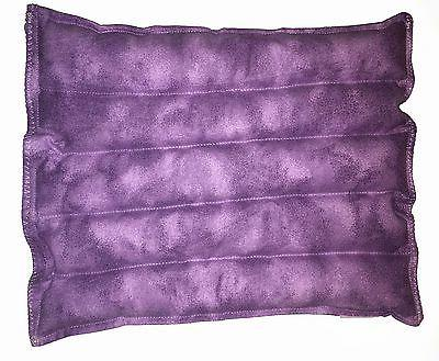 Lavender Hot Cold Pack Microwave Heating Pad Reusable Back P