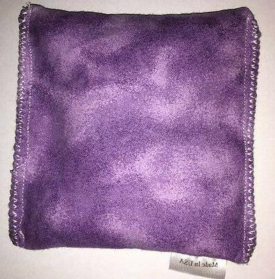 Lavender Microwave Heating Heat Pack, Hot Cold Rice Bag / Pa