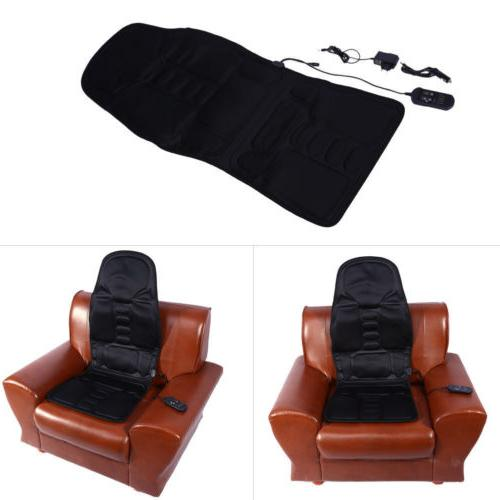 Massage Seat Cushion Heat Back Homedics Chair Motor & Car
