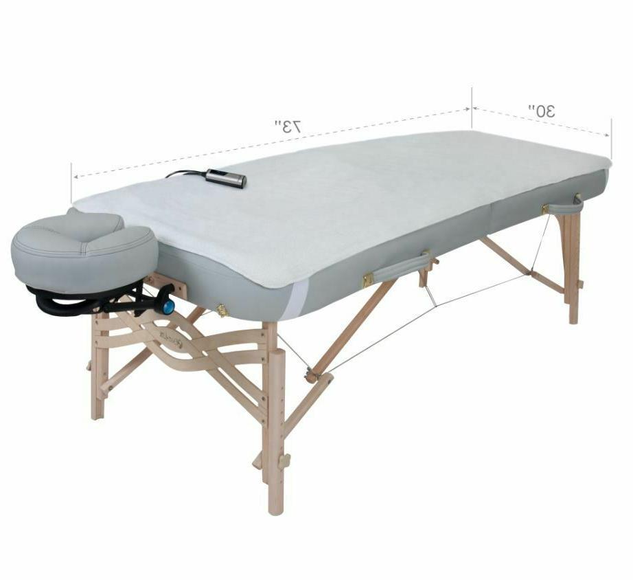 Massage Fleece Blanket Cover Electric