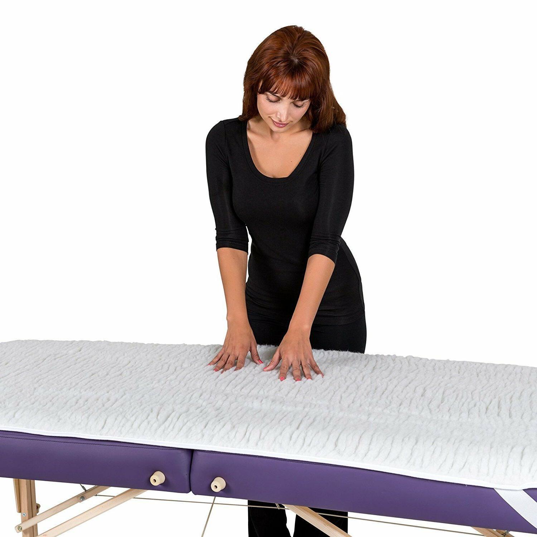 Massage Fleece Dual Settings Elastic