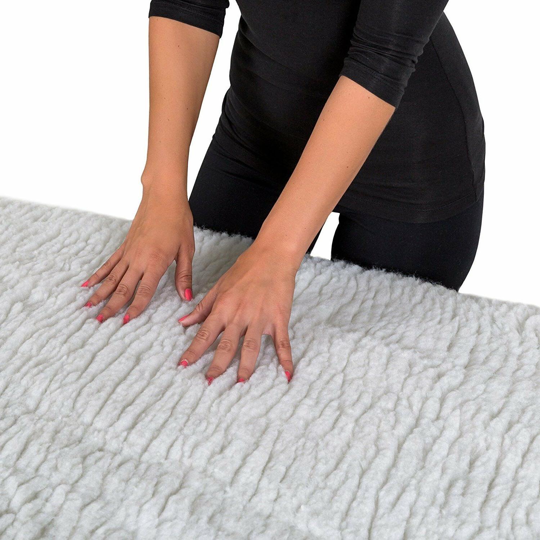 Massage Table Warmer Fleece Heating Pad Settings Corner