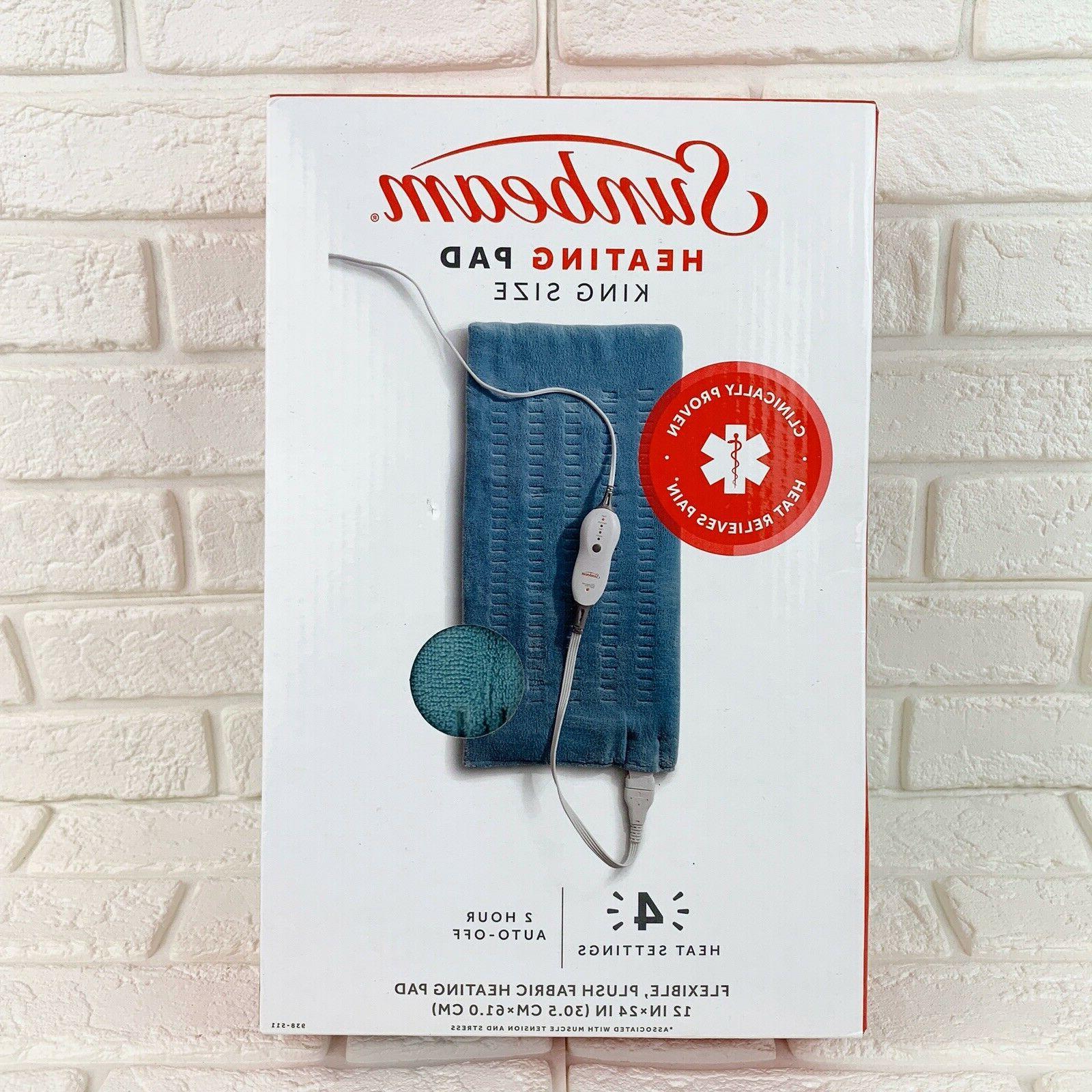 microplush king heating pad