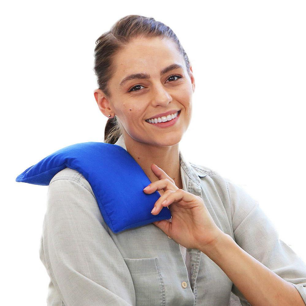 microwave heating pad rice bag all natural