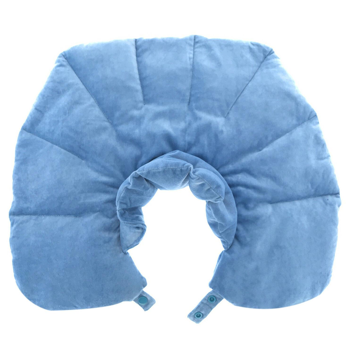 Aroma Microwaveable Cotton Neck and Shoulder Heating Pad Herbal