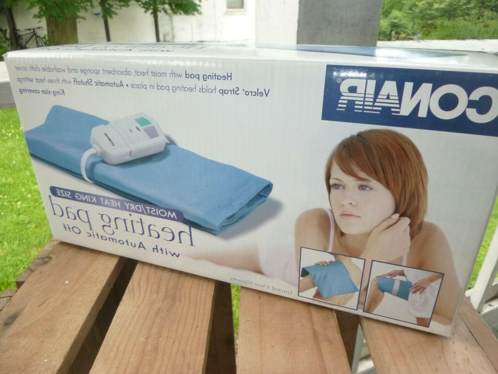 moist king size heating pad free shipping