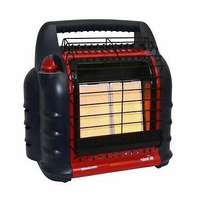 Mr. Heater 4,000 to 18,000 BTU 3 Setting Big Buddy Portable