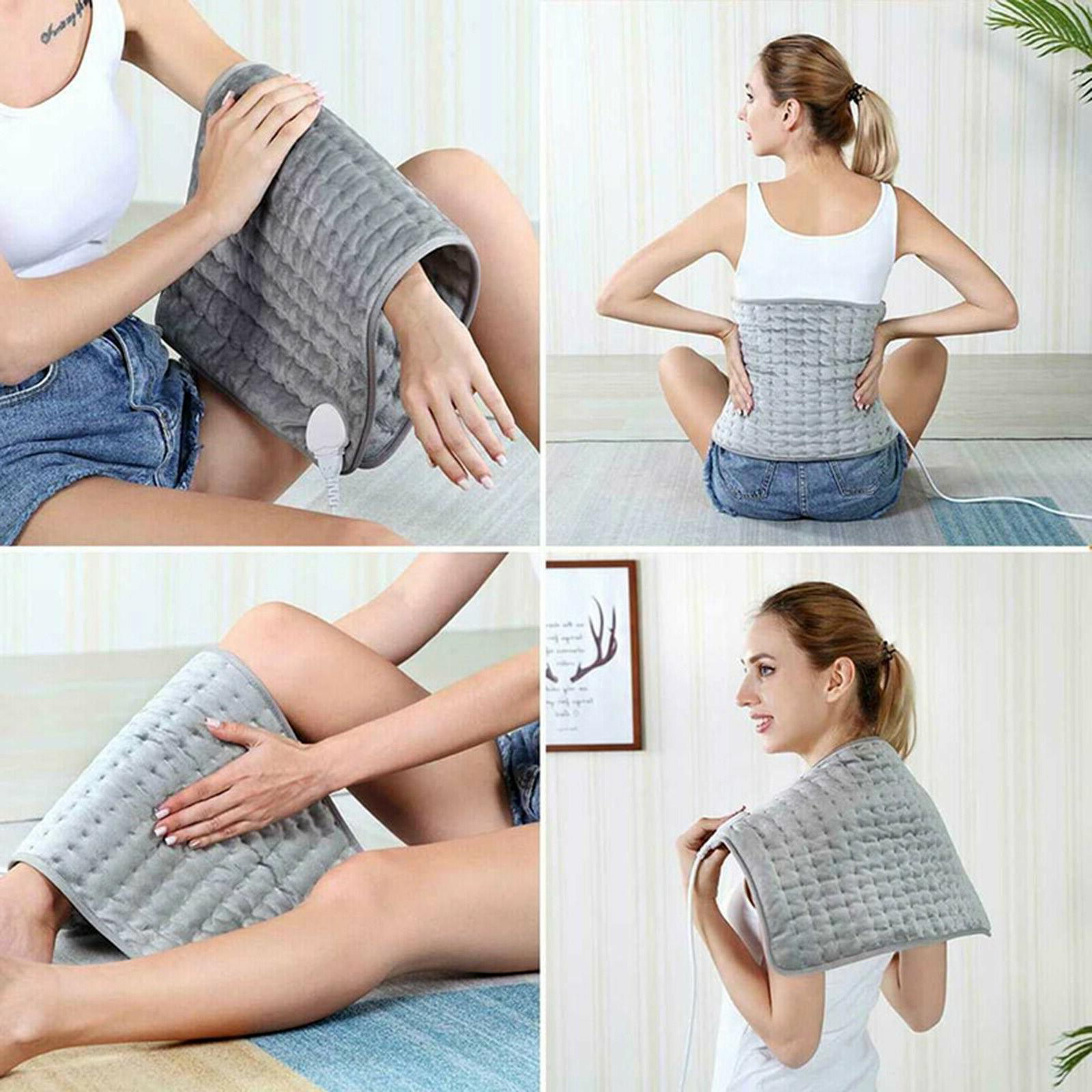 Electric Heating Pad Thermal Washable