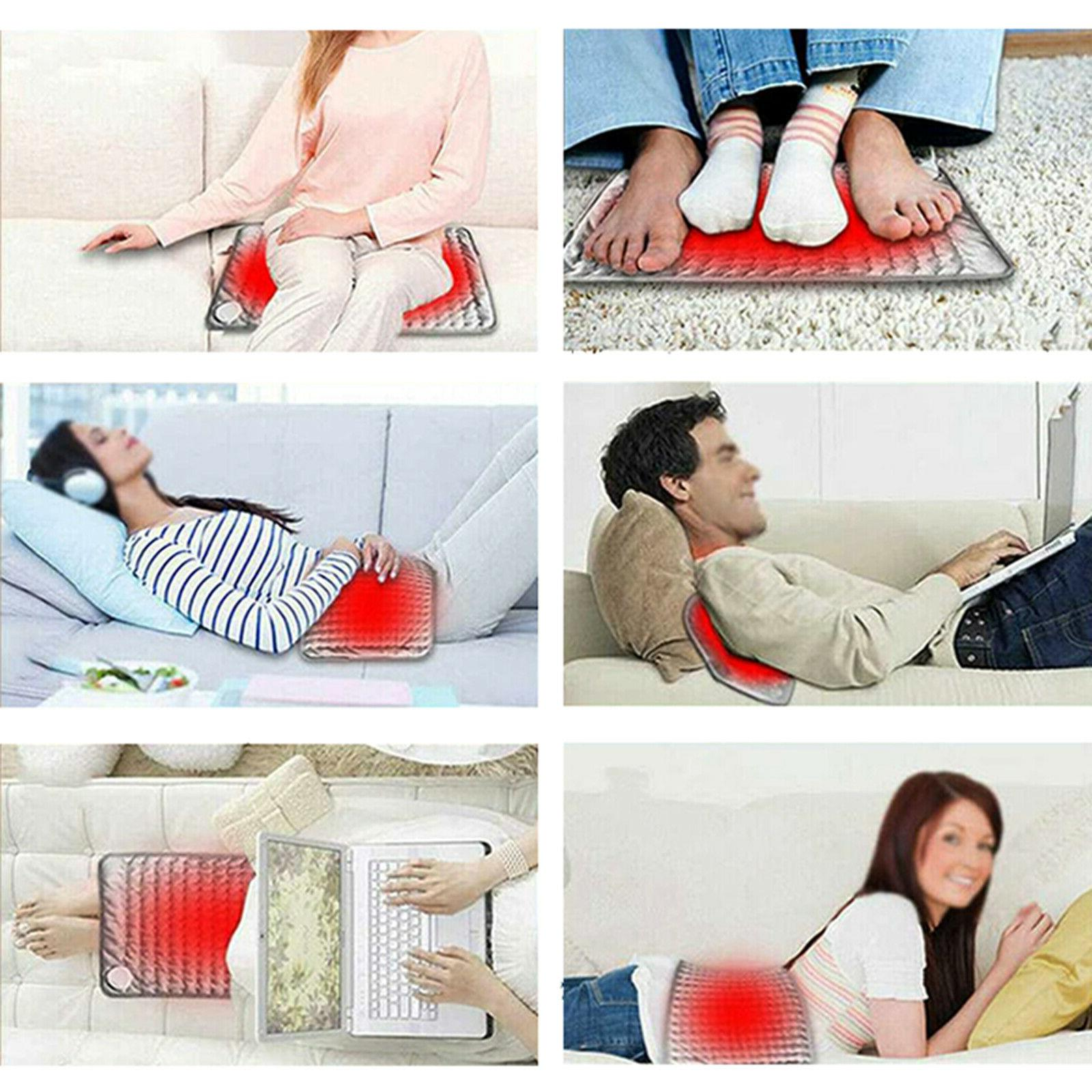 Muscle Pain Electric Pad Thermal Blanket Washable Mat