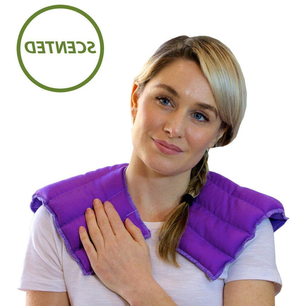 Shoulder & Neck Warmer My Heating Pad - Lavender Aromatherap