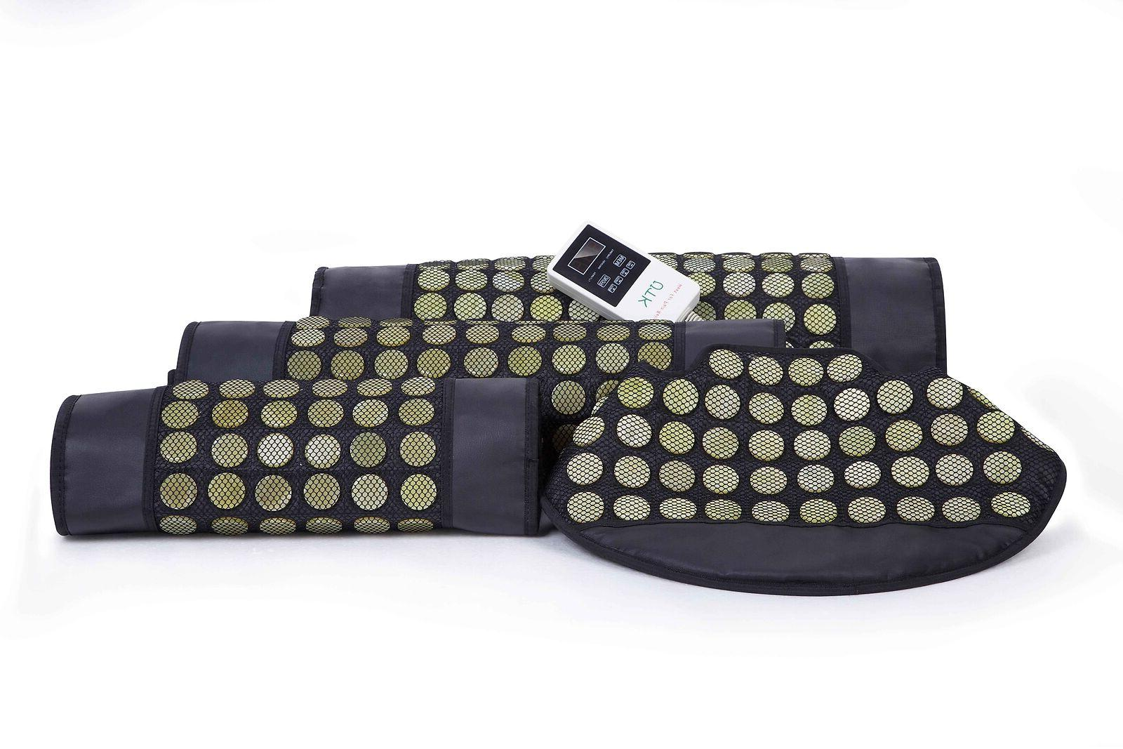 Natural Far Infrared Jade Heating Pad Therapy Large 24x70