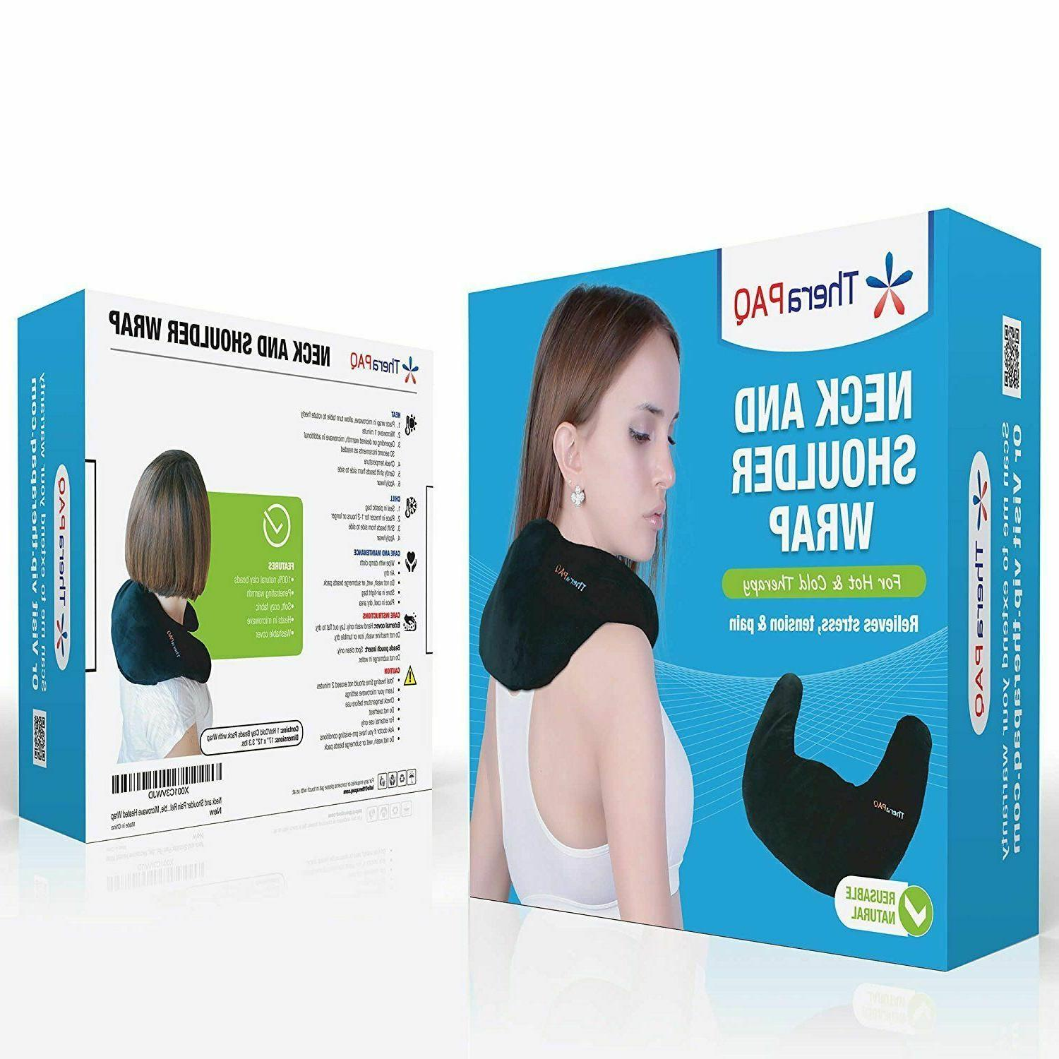 Neck and Shoulder Relief TheraPAQ - FREE