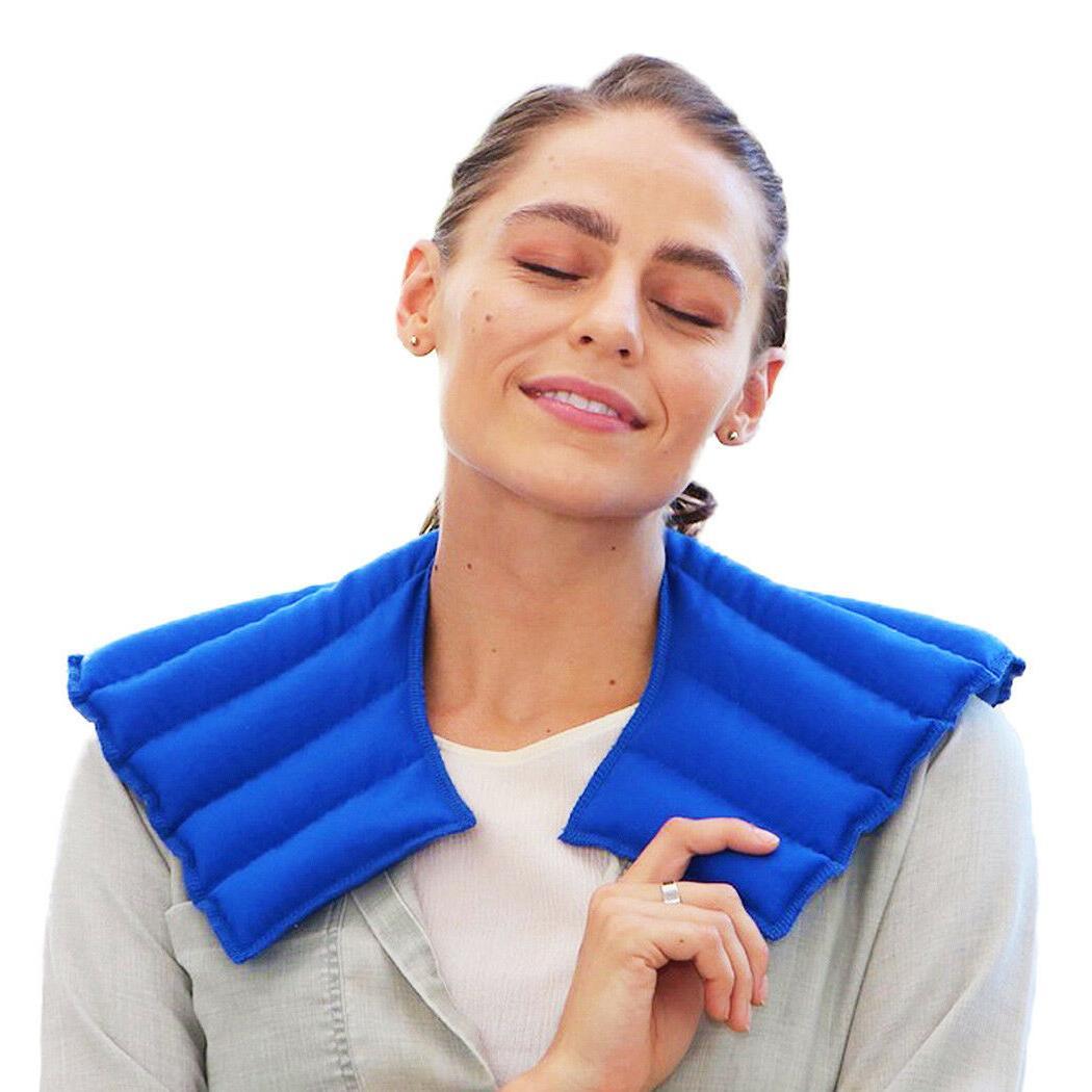neck and shoulder wrap for hot