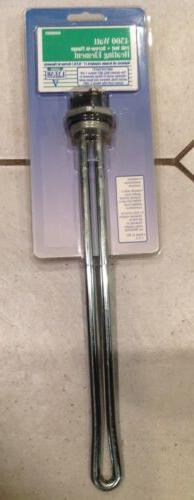 NEW 4500 Watt/240 Volt Screw-in Flange Heating Element 90000