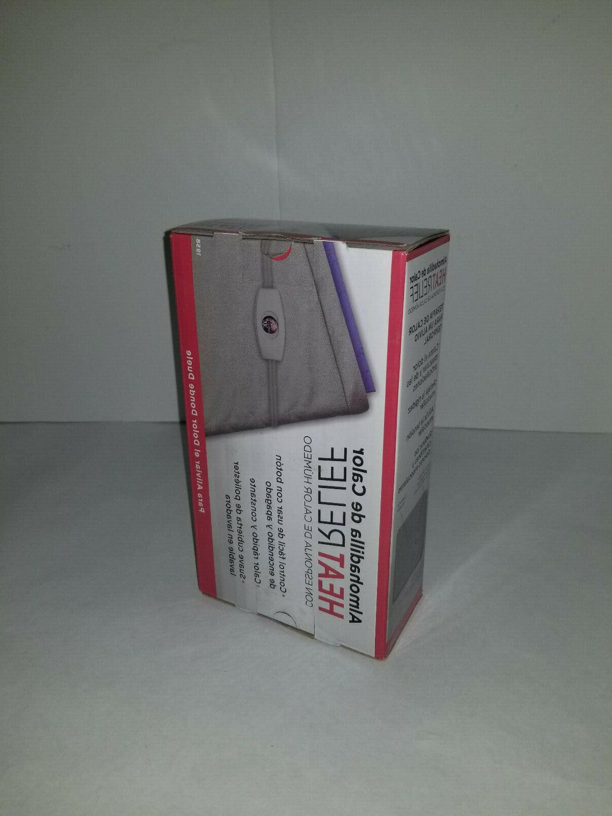NEW Relief Pad Heat Sponge