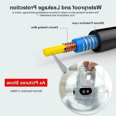 New Belt Compresses+Vibration+Moxa Patch Waist