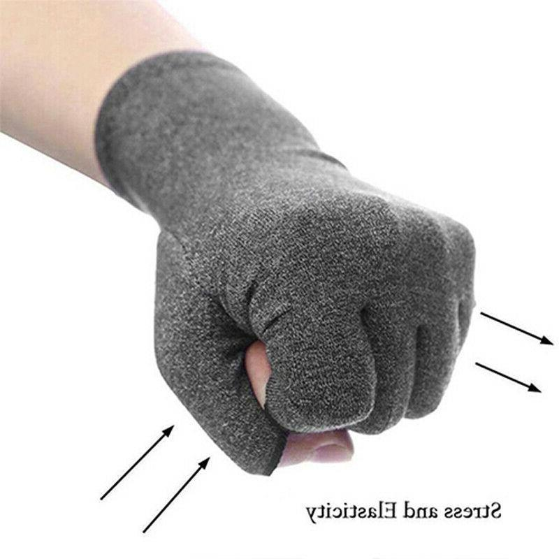 Original Arthritis Heated Gloves Tommy Copper Compression