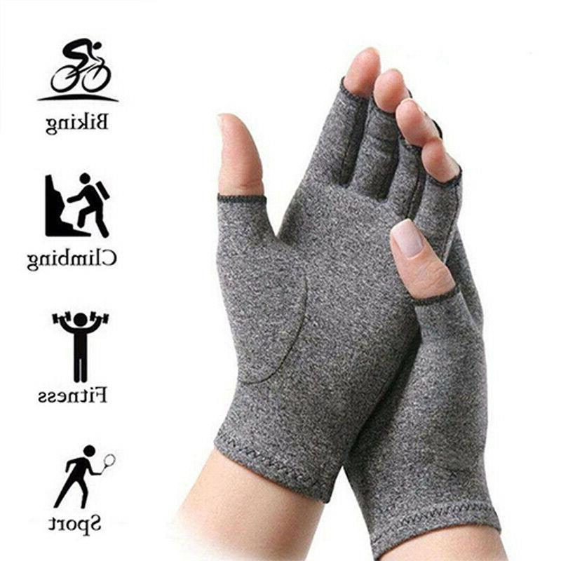 Original Fingerless Arthritis Gloves Compression