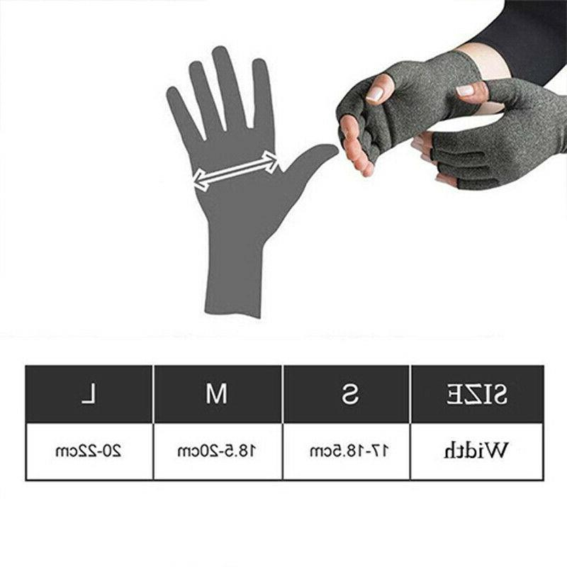 Original Fingerless Heated Gloves Tommy Compression