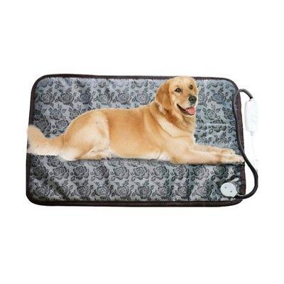 Pet Electric Heat Heating Waterproof Pad Mat Bed
