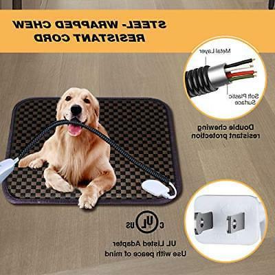 Pet Electric Heating Waterproof Heat US