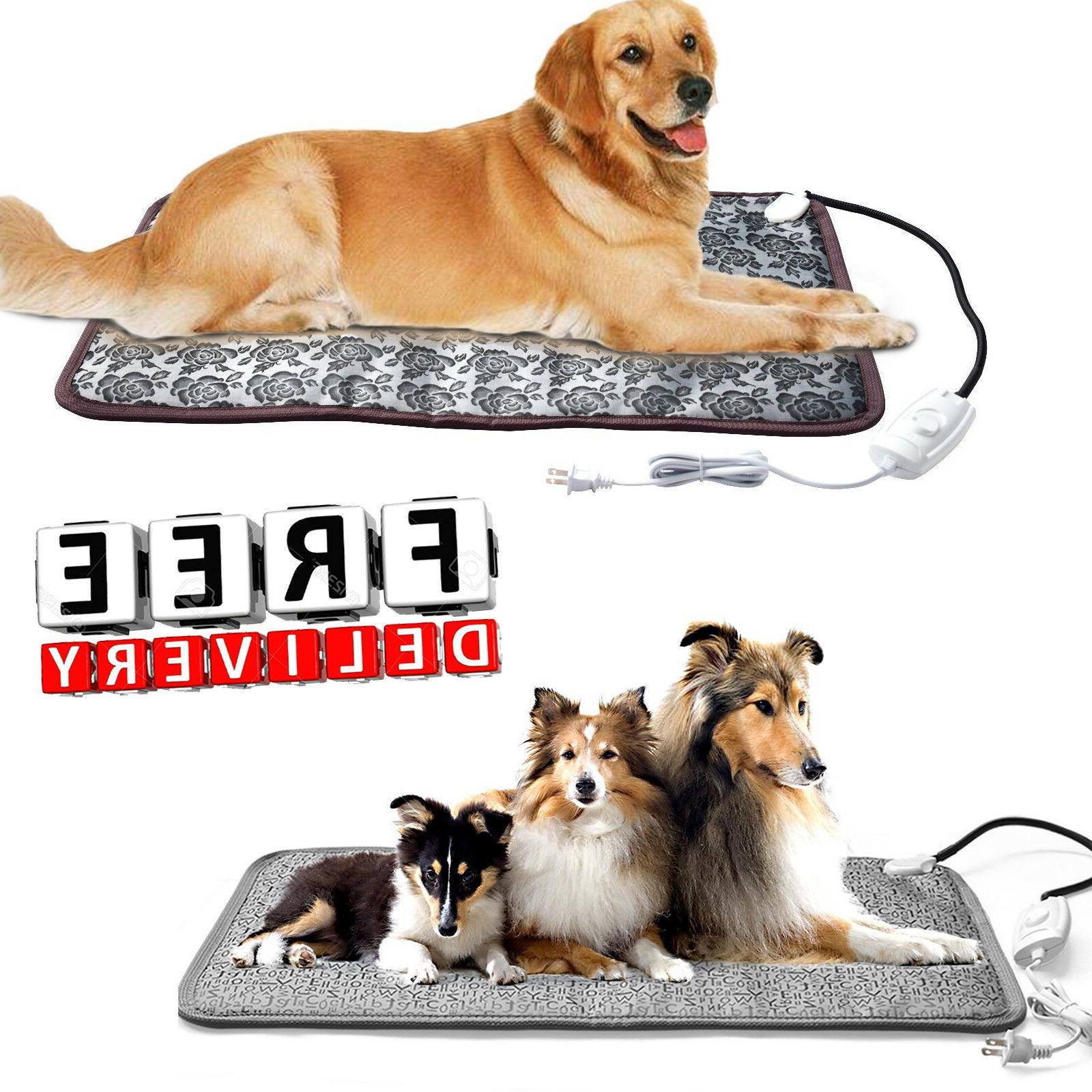 Pet Heating Pad Cat Dog Steel Cord
